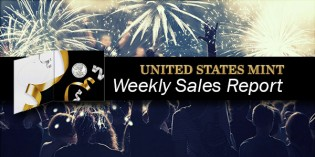 State of the Mint – U.S. Mint Coin Sales as of December 27, 2015