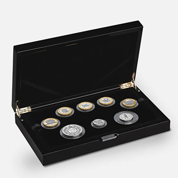 2016 UK Silver Commemorative Set
