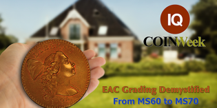 CoinWeek IQ: EAC Grading Demystified: MS-60 to MS-70 – 4K Video