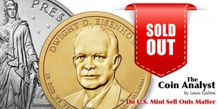 The Coin Analyst: 2015 Sellouts of U.S. Mint Coins and Whether They Matter