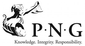 Professional Numismatists Guild (PNG) logo