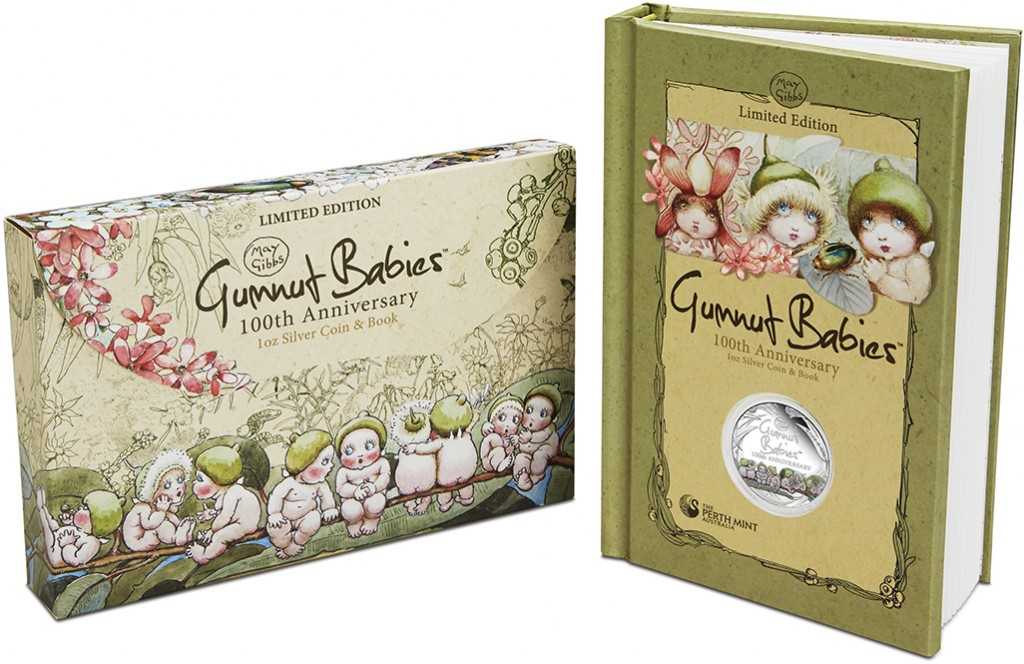 2016 Gumnut Babies Centenary, Courtesy Perth Mint