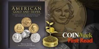 Coin Books – First Read: American Gold and Silver by Dennis Tucker
