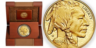 2016 American Buffalo 1 oz Gold Proof Coin Avail. March 31