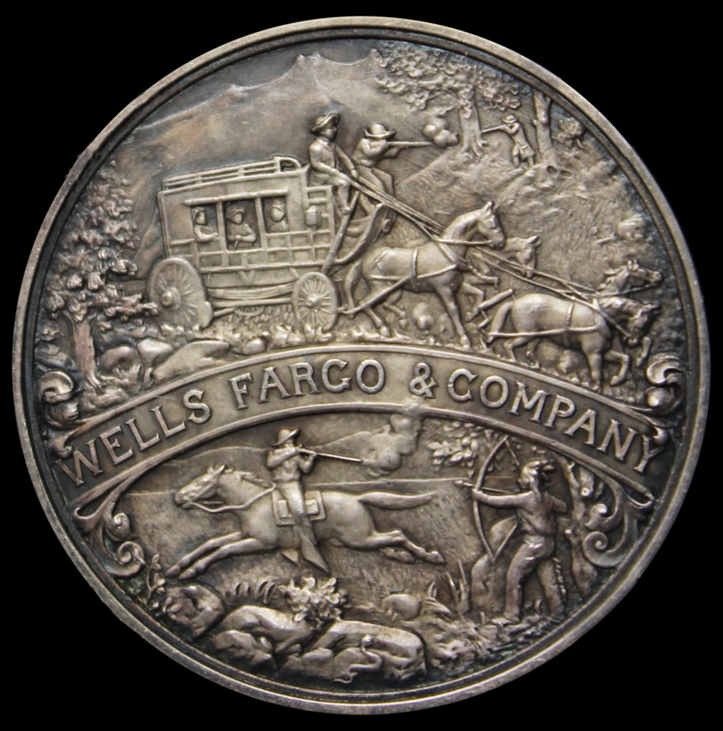 1902 Wells Fargo Centennial So-Called Dollar