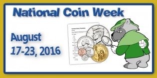 United States Mint to Celebrate National Coin Week