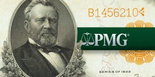 US & World Currency – PMG Grading On-Site at International Paper Money Show