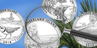 CCAC to Discuss 2018 America the Beautiful Quarter Design Candidates