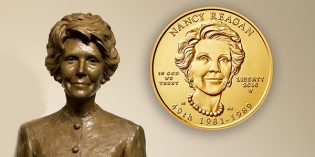 Nancy Reagan First Spouse Gold Coins Available July 1