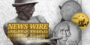 CoinWeek News Wire for June 3, 2016