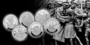 Royal Mint Commemorates World War I with Third Six-Coin Set