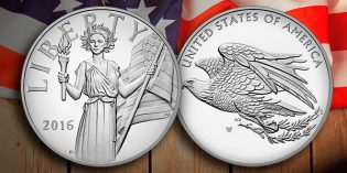 2016 American Liberty Silver Medals Available August 23