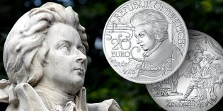 World Coins – Austria 2016 Mozart: The Legend 20 Euro Silver Coin