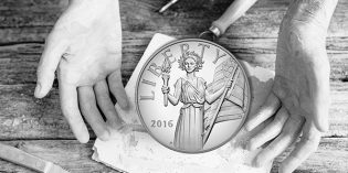The 2016 American Liberty Silver Medal: What It Is and How It Came to Be