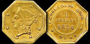 NGC, Stack's Bowers Galleries Identify New California Fractional Gold Variety