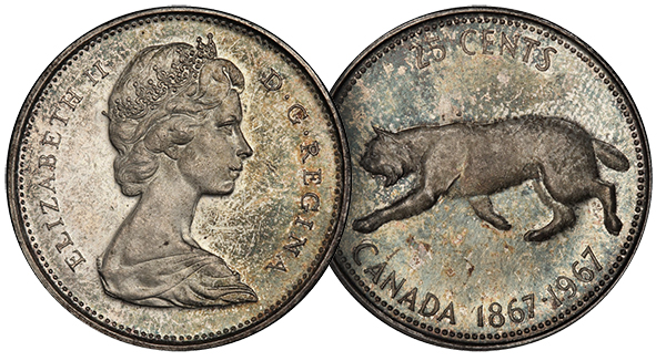World Coins - Collecting 20th Century Canadian Quarters