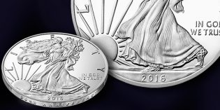 2016 American Eagle One Ounce Silver Proof Coin Avail. Sept. 16