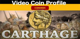 CoinWeek Video Coin Profile: The Carthaginian 1 1/2 Gold and Silver Shekel Coin – 4K Video