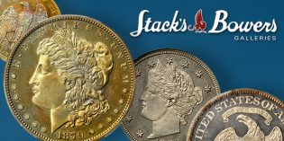 Four Captivating U.S. Patterns from the Stack's Bowers Baltimore Auction