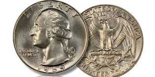 US Coins – What's up with the 1969 Quarter? The Key Date You Didn't Know About