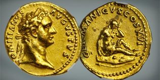 Stack's Bowers Ancient Coins: Domitian, Last of the Twelve Caesars