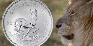 South Africa Marks Bullion Coin's 50th Anniversary with First Ever Silver Krugerrand
