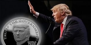 "Bernard von NotHaus ""Trump Dollar"" Coin Production Halted + CoinWeek Exclusive Video 4K"