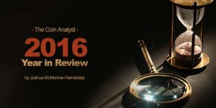 The Coin Analyst: 2016: Year in Review
