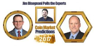 Coin Collecting – Jim Bisognani's Rare Coin Market Predictions for 2017