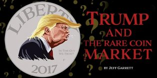 Coin Collecting Commentary: Trump and Numismatics