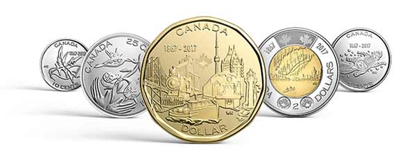 World Coins - Royal Canadian Mint 1st Numismatic Catalog of 2017