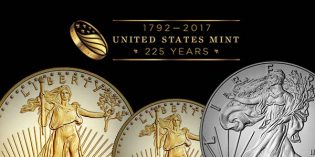 Promising First Day Sales for 2017 Gold, Silver U.S. Bullion Coins