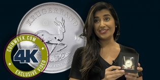 CoinWeek Exclusive Video: The Silver Krugerrand Revealed – 4K Video