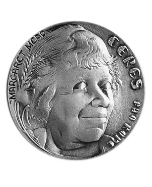 Margaret Mead FAO Ceres Medallion