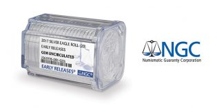 NGC Upgrades Certified Roll Holder