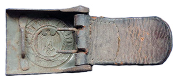 World War 2 German belt buckle
