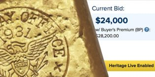 Place Bids Now on Heritage Auctions Dallas US Coin Offerings