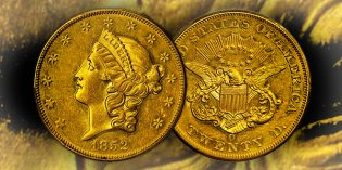 Elusive Mint State Liberty Head Gold Coins in Baltimore Rarities Night Auction