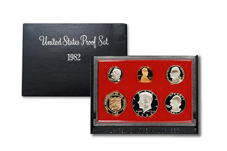1982 U.S. Proof Set