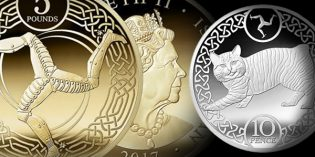 New 2017 Isle of Man Coins Mark First Manx Coins in 13 Years