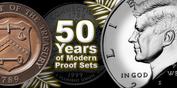 50 Years of Modern Proof Sets