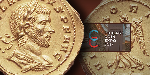 Chicago Coin Expo 2017 Heritage Auctions Results