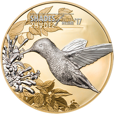 2017 Hummingbird Coin - CIT