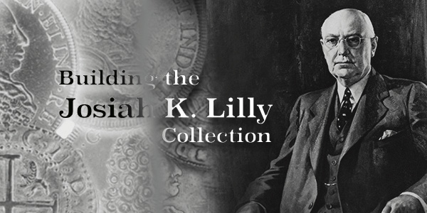 Josiah K. Lilly Collection - Feature Graphic