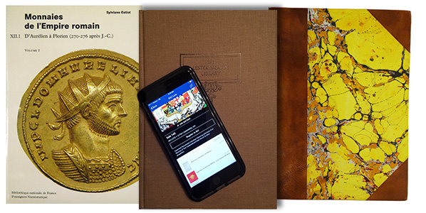 Kolbe & Fanning Numismatic Booksellers New App