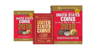 2018 Red Book Honors 1st U.S. Mint Director Rittenhouse, 225 Years of American Coinage
