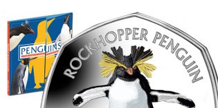 New Rockhopper Penguin Coin from Falkland Islands