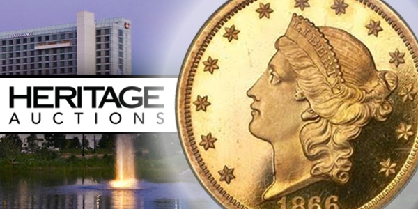 Heritage Auctions - CSNS 2017 Rare Coin Auction