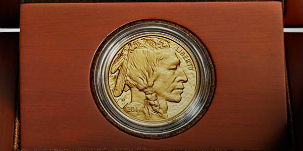 2017 Gold Buffalo Proof Bullion Coin from the United States Mint