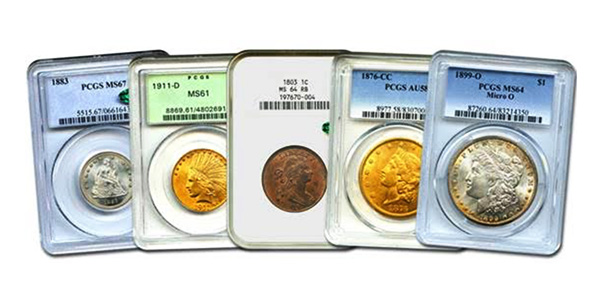 David Lawrence Rare Coins Internet Auction